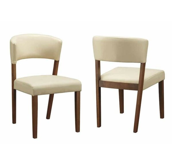 Sara Side Chair (Set of 2) by Infini Furnishings