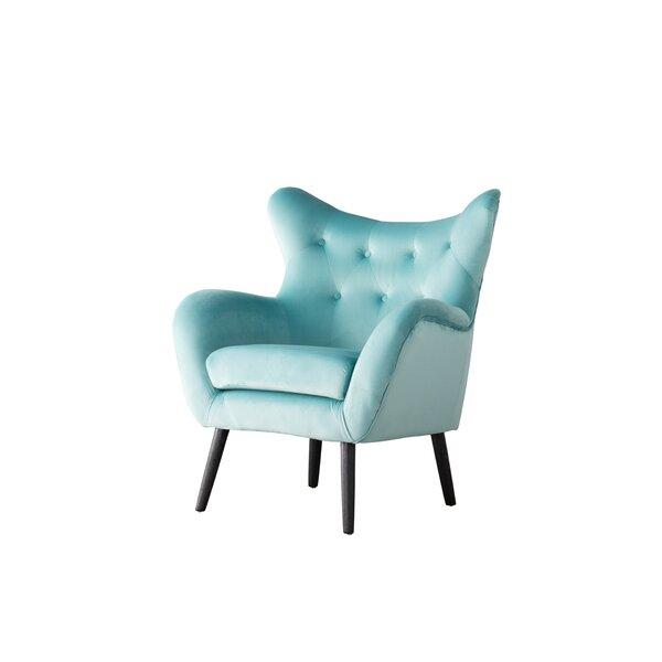 Bouck 21'' Wingback Chair By Willa Arlo Interiors