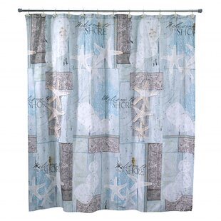 Price comparison Becard Cotton Shower Curtain ByRosecliff Heights