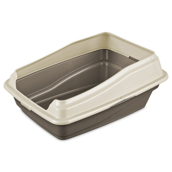 Framed Cat Litter Pan by Sterilite