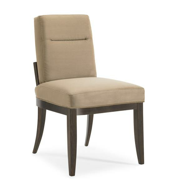 Artisan Upholstered Dining Chair by Caracole Modern