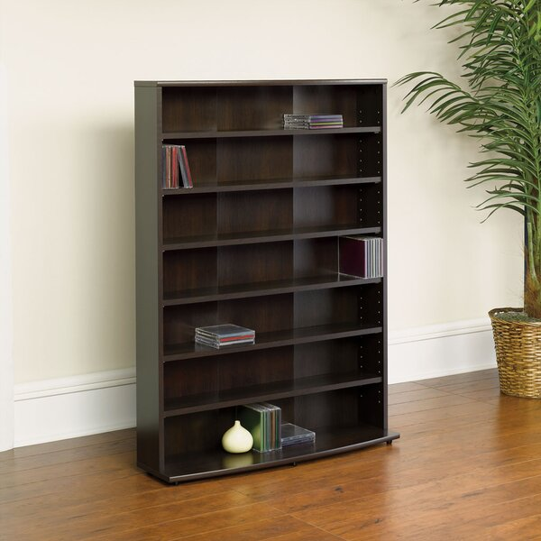 Miscellaneous Entertainment Standard Bookcase by Sauder