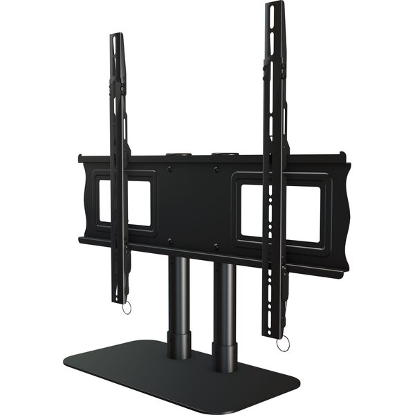 Single Universal Desktop Mount for 32 - 65 Screens by Crimson AV