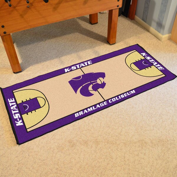 Kansas State University Doormat by FANMATS