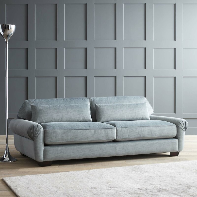 Modern & Contemporary Two Sided Sofa | AllModern