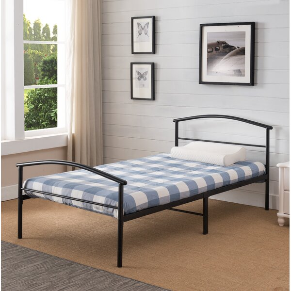 Houser Twin Platform Bed by Zoomie Kids