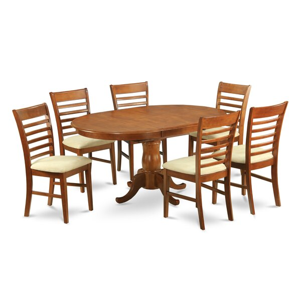Portland 5 Piece Dining Set by East West Furniture
