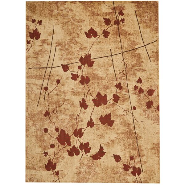 Cahill Latte Area Rug by Charlton Home