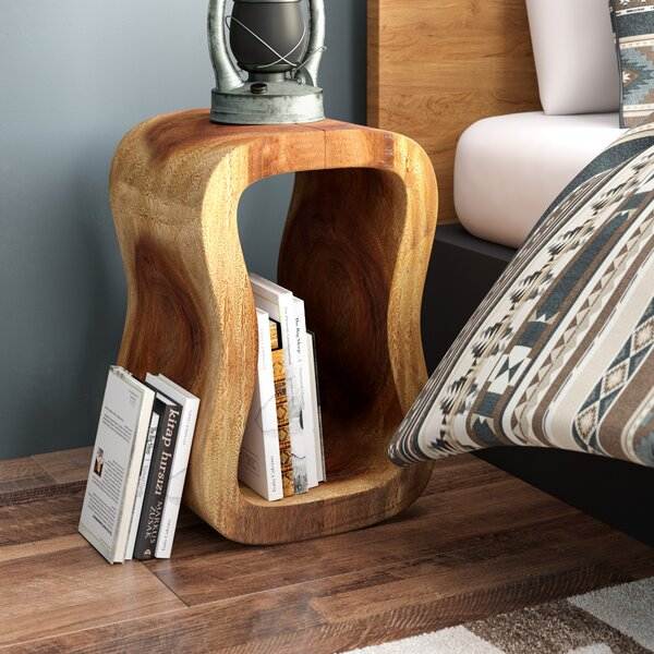 Hazley End Table By Loon Peak