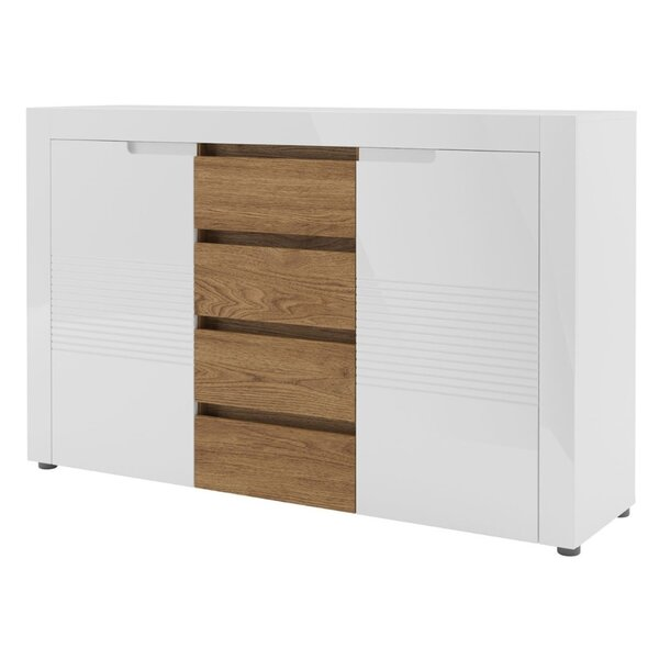 Haggins Sideboard by Latitude Run Latitude Run