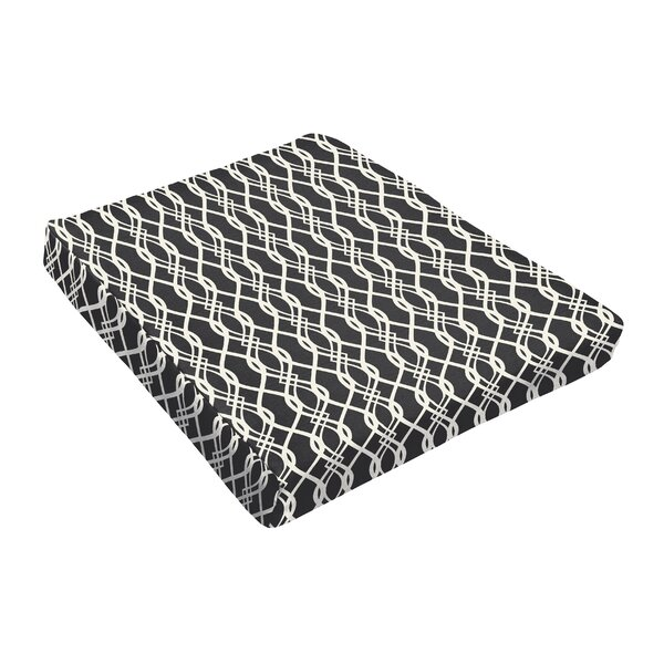 Indoor/Outdoor Dining Chair Cushion (Set Of 2) By Darby Home Co