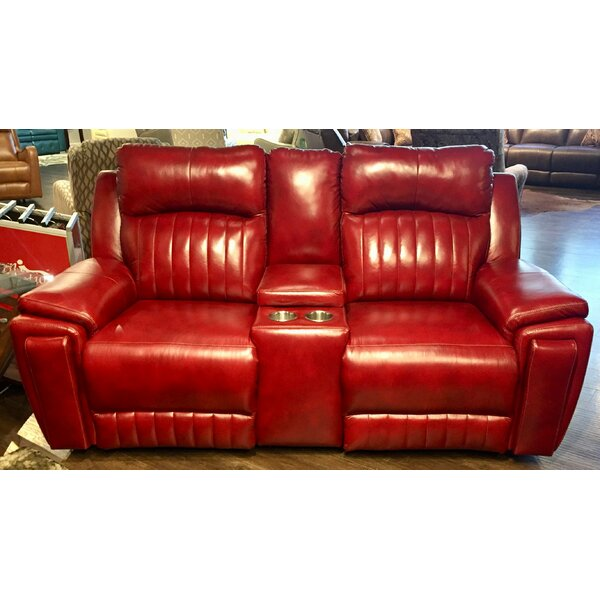 Clearance Reclining Loveseat by Southern Motion by Southern Motion