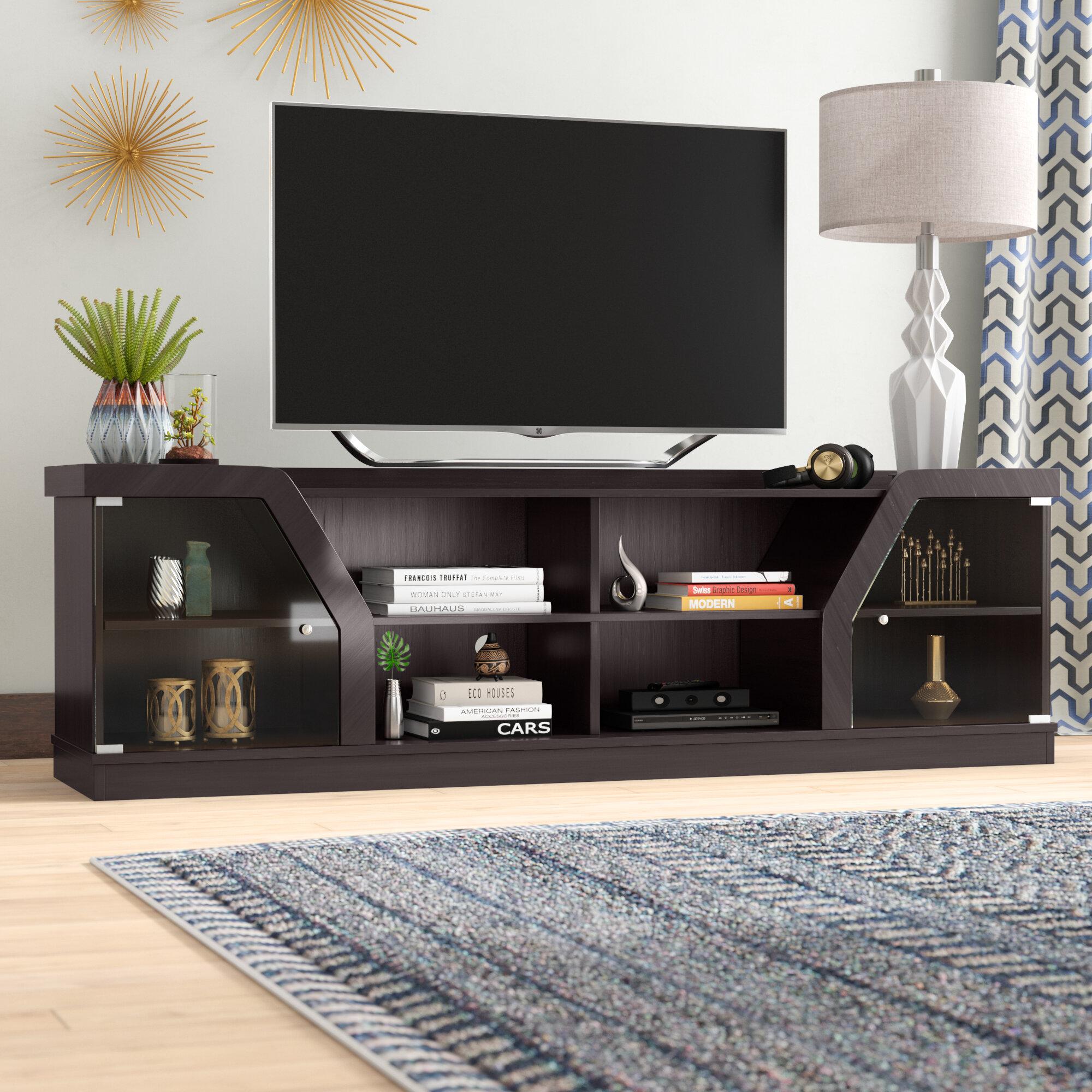 Ebern Designs Oxfordshire Tv Stand Reviews Wayfair