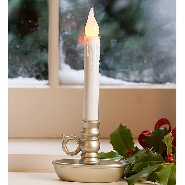 Led Christmas Window Candles Wayfair