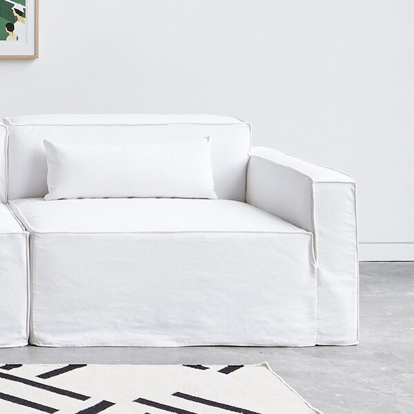 Mix Modular Sofa Slipcover by Gus* Modern