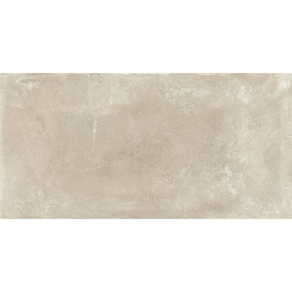 Basole 12 x 24 Ceramic Field Tile in Beige by Interceramic