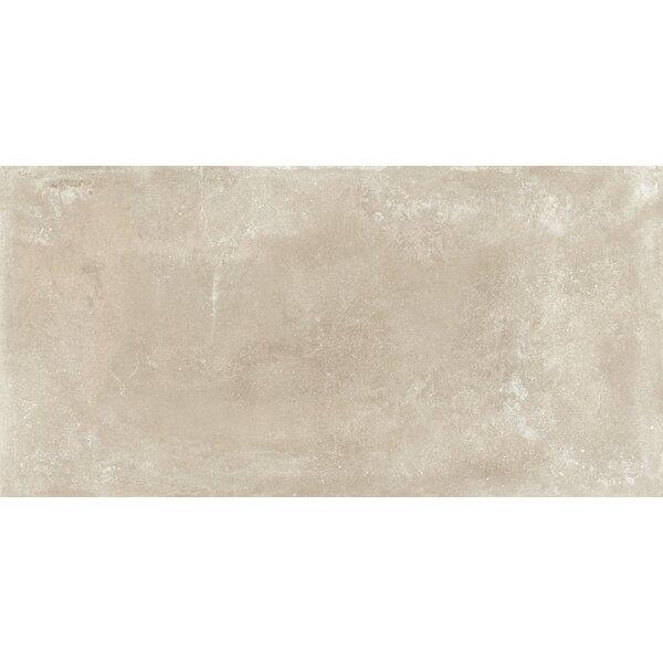 Basole 12 x 24 Ceramic Field Tile in Beige by Interceramic