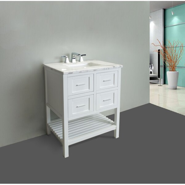 Keighley 30 Single Bathroom Vanity Set by Highland Dunes
