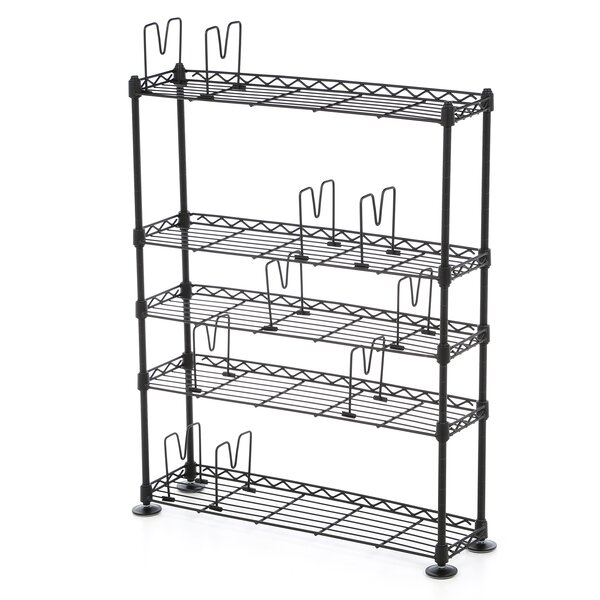 Review Multimedia Etagere Bookcase