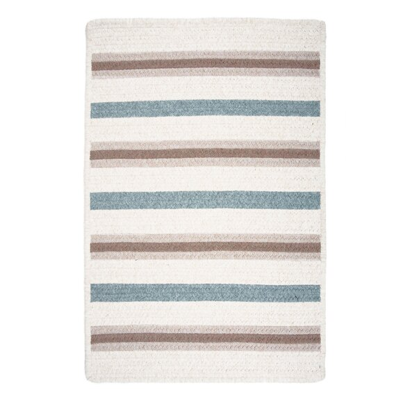 Allure Sparrow Ivory Area Rug by Colonial Mills