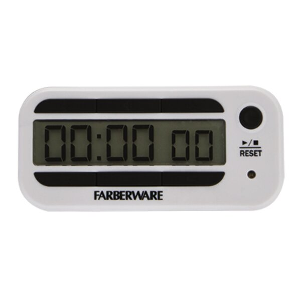 Protek Digital Tilted Timer by Farberware
