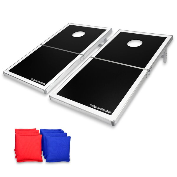 PRO CornHole Bean Bag Toss Game Set by GoSports