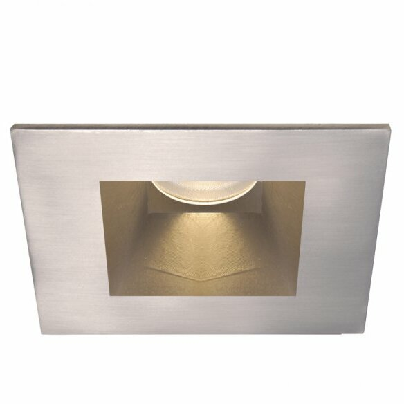 Tesla LED 3 Square Recessed Trim by WAC Lighting