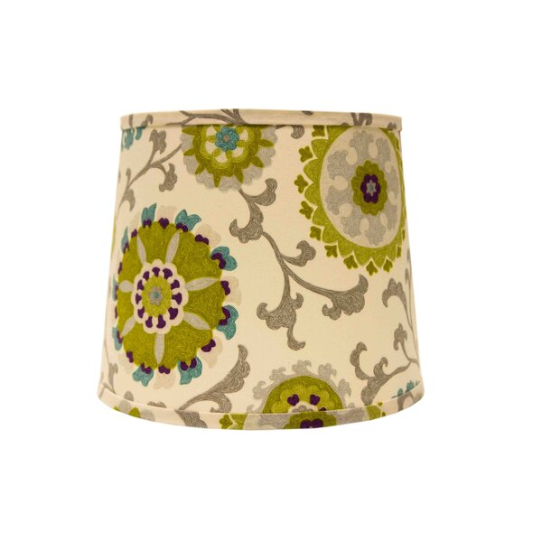 10 Linen Drum Lamp Shade by AHS Lighting