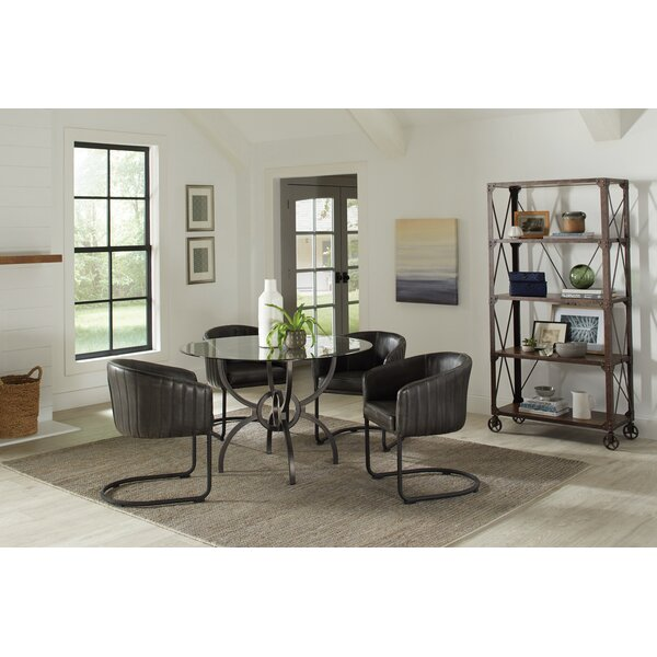 Guttenberg 5 Piece Dining Set by 17 Stories 17 Stories