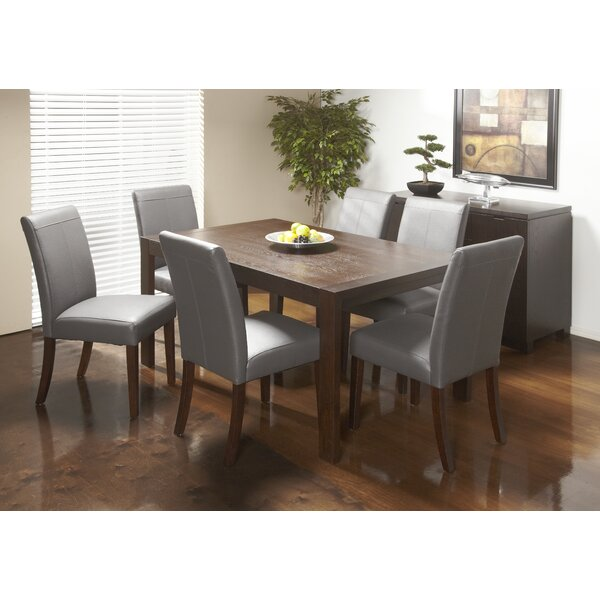 Manhattan Dining Table by Chateau Imports