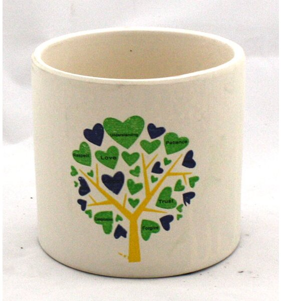Ceramic Pot Planter by WGV International