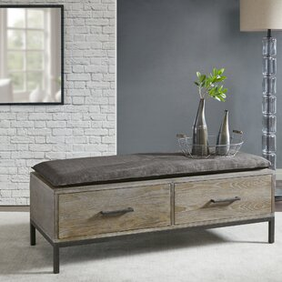 Coupon Purgatoire Valley Storage Bench By Laurel Foundry Modern Farmhouse