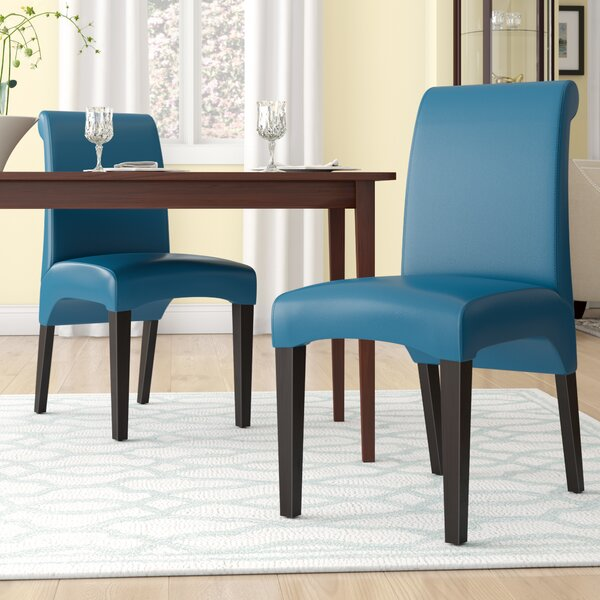 Bagshaw Upholstered Dining Chair (Set of 2) by Winston Porter