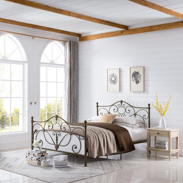 Rosendale Queen Standard Bed by Charlton Home