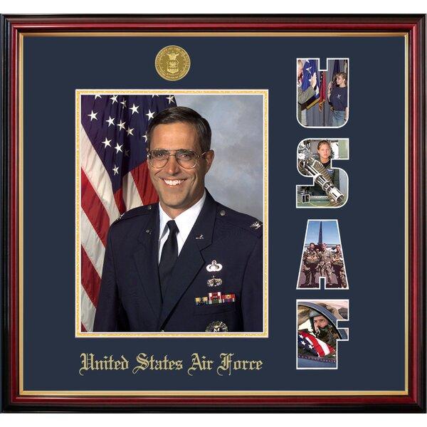 Air Force Portrait Petite Picture Frame by Patriot Frames