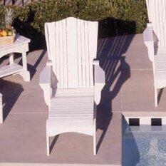 Plantation Chaise Lounge by Uwharrie Chair Uwharrie Chair