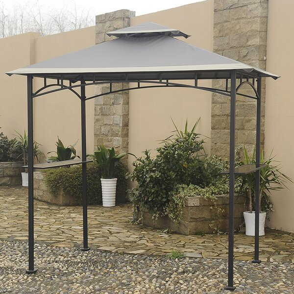 Replacement Canopy for Lighted Grill Gazebo by Sunjoy