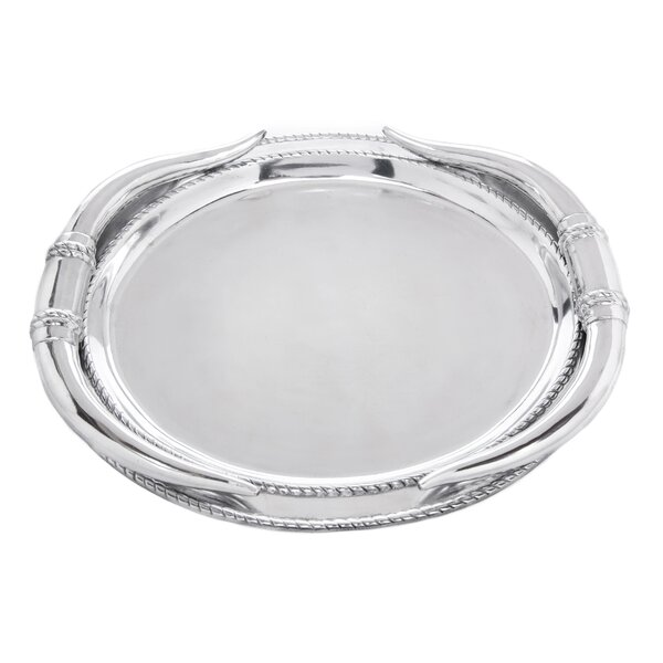 Western Longhorn Oval Platter by Arthur Court Designs