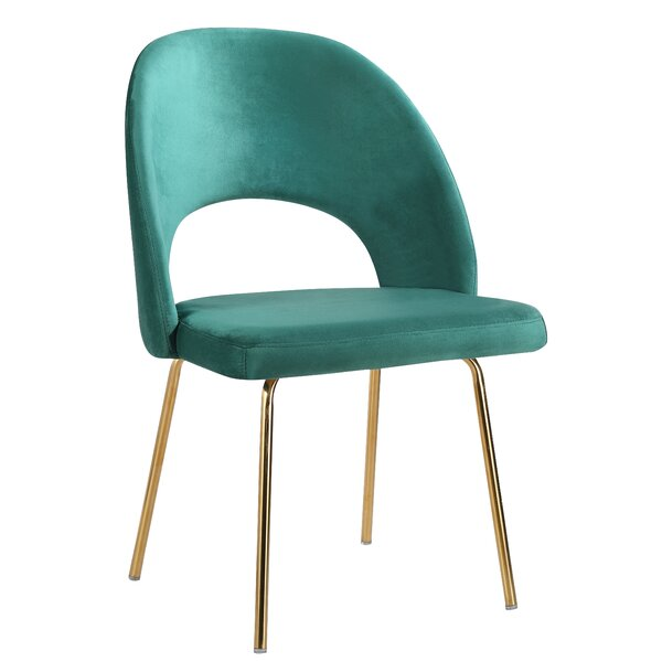 Kreutzer Upholstered Dining Chair by Mercer41