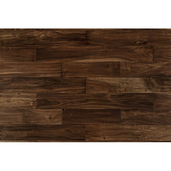 Sawicki 4-7/8 Engineered Acacia Hardwood Flooring in Brown by Bloomsbury Market