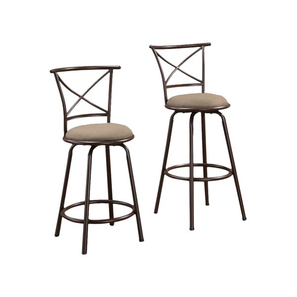 29 Bar Stool (Set of 2) by Wildon Home ®