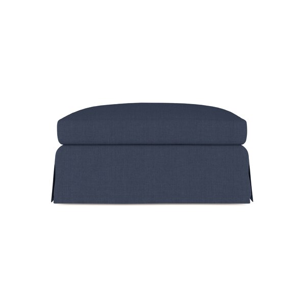 Autberry Ottoman by Canora Grey