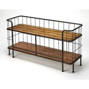Dundressan Industrial Chic Console Table ByGracie Oaks