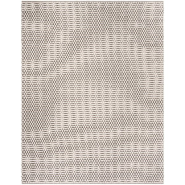 Church Street Hand-Woven Cotton Taupe/Ivory Area Rug by Highland Dunes