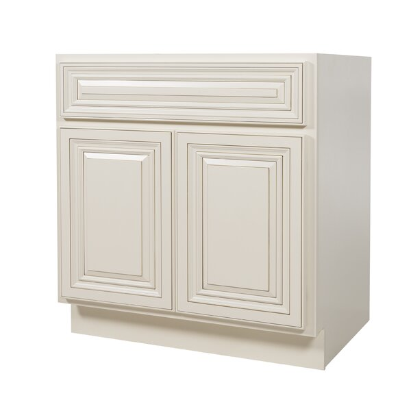 Chateau 30 Single Bathroom Vanity Base Only