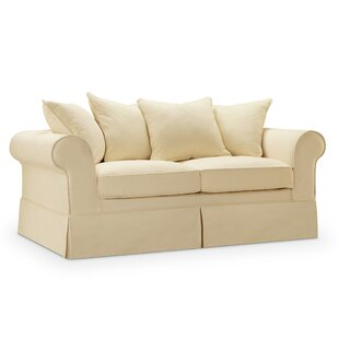 Milla Slipcover Loveseat