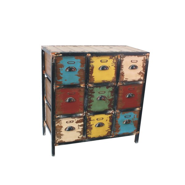 9 Accent Chest by Attraction Design Home