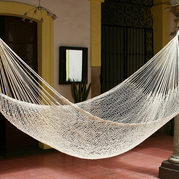 Sumaiyah 'Sweet Relaxation' Tree Hammock by World Menagerie World Menagerie