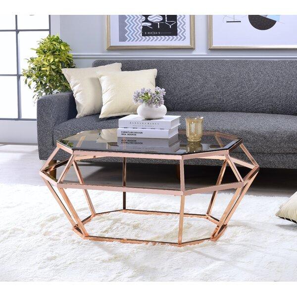 Myron Coffee Table by Everly Quinn