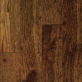 Muirfield 5 Solid Hickory Hardwood Flooring in Provincial by Mullican Flooring